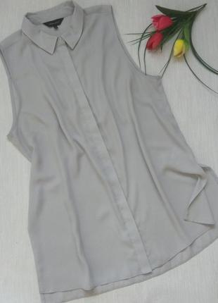Блуза шифонова, розмір 14