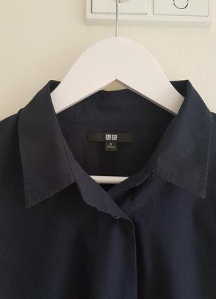 Uniglo уникло япония рубашка л-ка