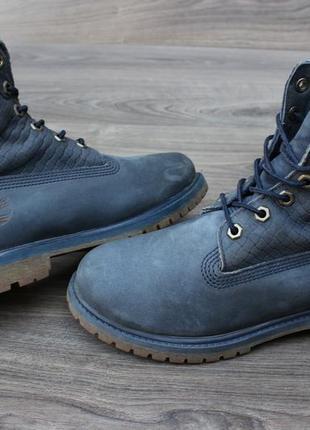 Ботинки timberland оригинал 38 размер натур. кожа
