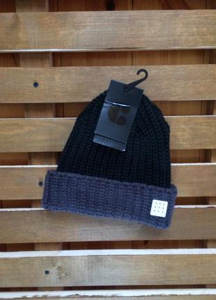Crafted шапка мужская