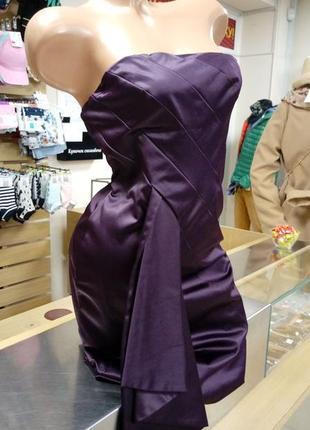 Женское, платье, нарядное, бюстье, футляр, вечернее, размер 34, 36