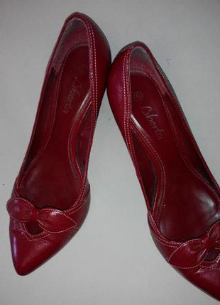 Классические туфли, размер 38 .
