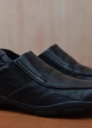 Черные мужские кожаные туфли wrangler, 42 размер. оригинал