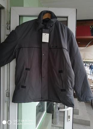 Мужские куртка утеплення плащова розмір-52