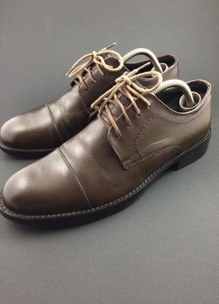 Pierre cardin шкіряні туфлі оригінал