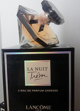 Парфуми духи lancome la nuit tresor caresse 75 ml оригінал