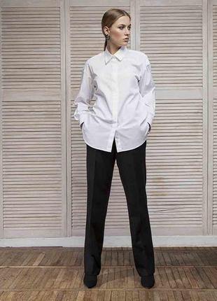 "Белая рубашка в стиле ""оверсайз""🔥"