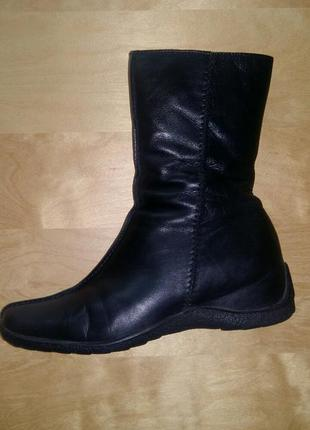 Ботинки на меху marzetti (италия)