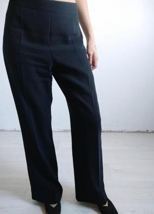 Шикарные класические брюки прямые dress code