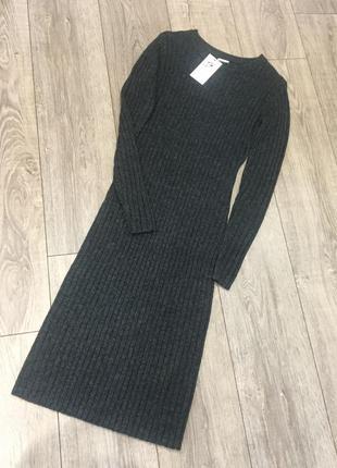 Тепле шерстяне плаття ltb