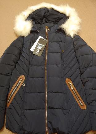 Новая зимняя куртка р.s/м