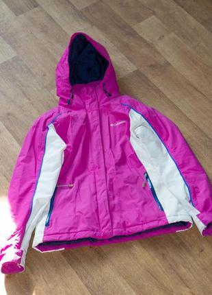 Лыжная куртка columbia s omni-heat