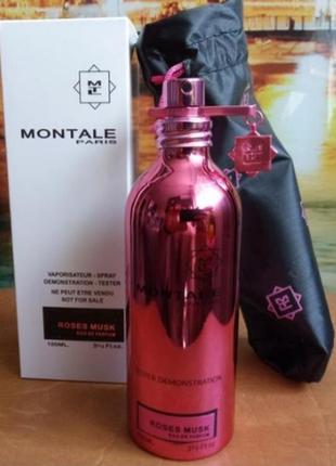 Духи тестер montale paris rose elixir eau de parfum vaporisateur - spray 100ml