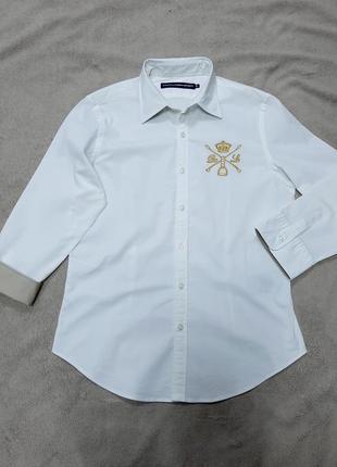 Рубашка ralph lauren размер м оригинал