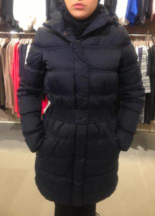 Пальто куртка пуховик mango
