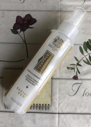 Мист для лица skin &co трюфельная терапия radiant dew