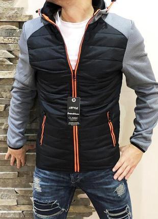Куртка осенне-весенняя мужская new недорого