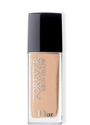 Тональна основа christian dior forever skin glow foundation, 30ml, 2n neutral