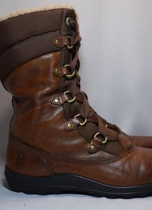 Термоботинки timberland mount hope insulation сапоги ботинки зимние оригинал 41р/26.5см