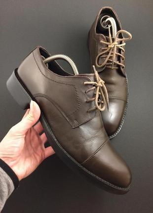 Pierre cardin шкіряні туфлі оригінал1 фото
