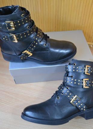 5th avenue германия оригинал 100% натур кожа! ботинки сапоги повыш комфорт! 1000 пар тут