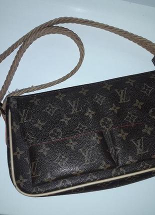 Винтажная сумка louis vuitton коллеция 90-x