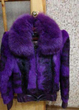 Меховая курточка, шубка