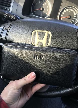 Шкіряний новий гаманець італія🔥🔥🔥