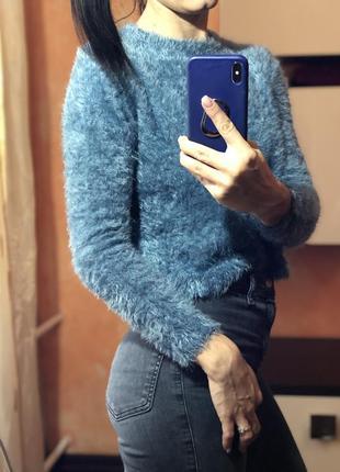 Мягенький свитер pull&bear xs