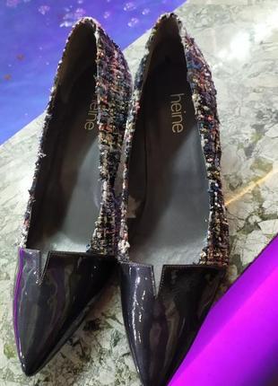 Туфли лодочки большого размера