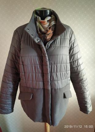 Классная ,  теплая курточка фирмы ovs. размер xxl