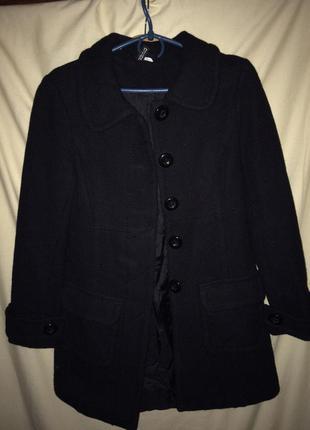 Пальто divided by h&m