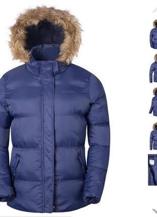Теплая брендовая куртка mountain warehouse, оригинал, новое