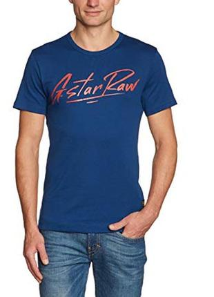 Шикарная футболка g-star fletcher rt crew neck