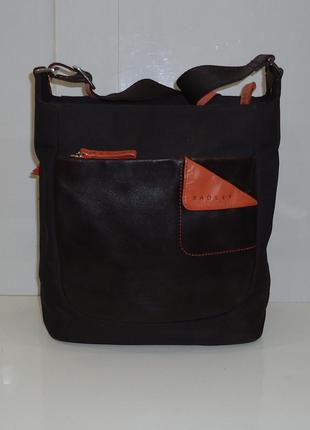 Замечательная сумочка  бренда radley