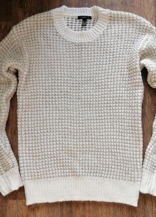 Стильный свитер mango s разм