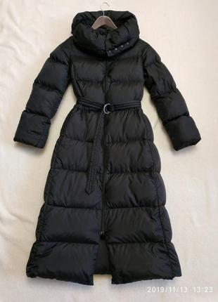 Пуховик пальто sisley