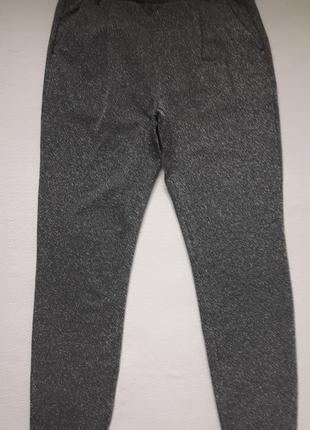 Фирменные брюки датского бренда высокая посадка fransa