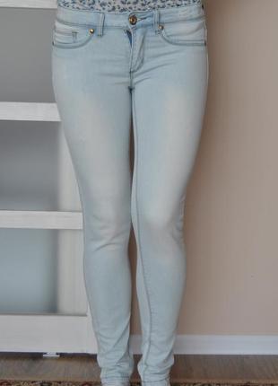 Джинсы слим multiblu /джинси
