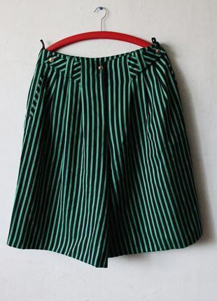 Шорты юбка 100% шерсть basler