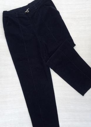 Классные вельветовые штаны classic