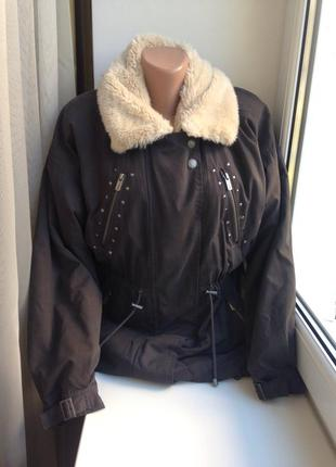 Pepe jeans жіноча куртка, парка, дощовик/ женская курточка