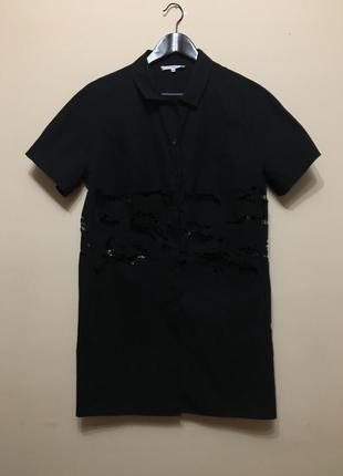 Рубашка-платье carven