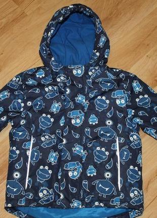 Курточка lupilu, на 5-6 лет.