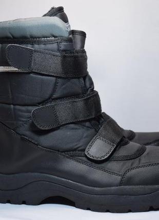 Термоботинки cortina dei tex ботинки сапоги зимние. германия. оригинал. 46 р. / 30 см.