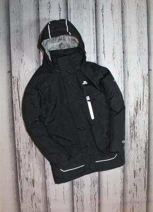 Термо куртка 3 в 1 trespass на 7-8 лет, 128 рост.