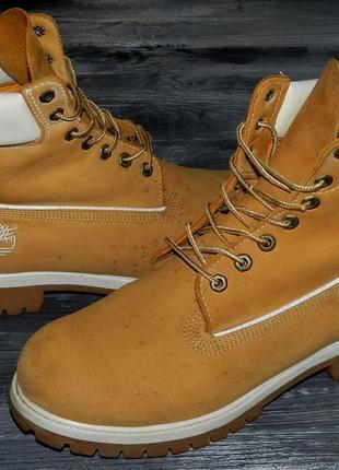 Timberland ! оригинальные,кожаные, стильные невероятно крутые ботинки