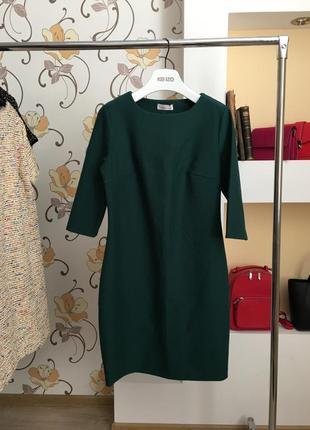 Нарядно-повседневное , базовое  платье от бренда seam
