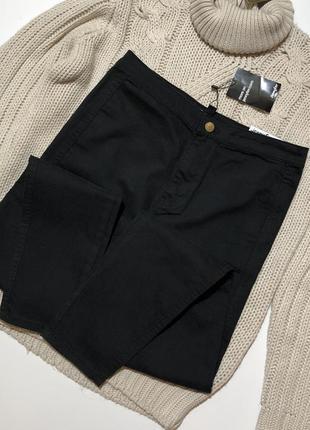 Новые джинсы скинни с высокой талией посадкой jennifer h&m