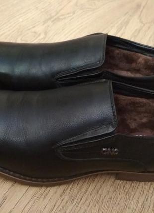 Знижка!!! теплі туфлі черевики